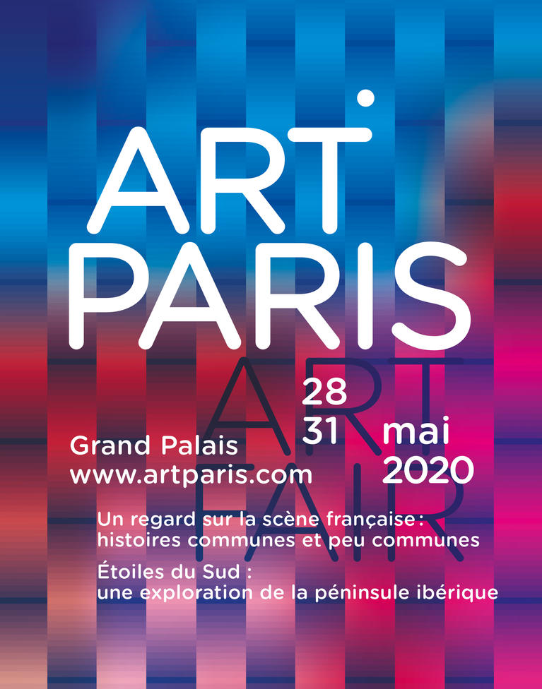 Changement de dates : Art Paris 2020 aura lieu du 28 au 31 mai 2020 au Grand Palais à Paris