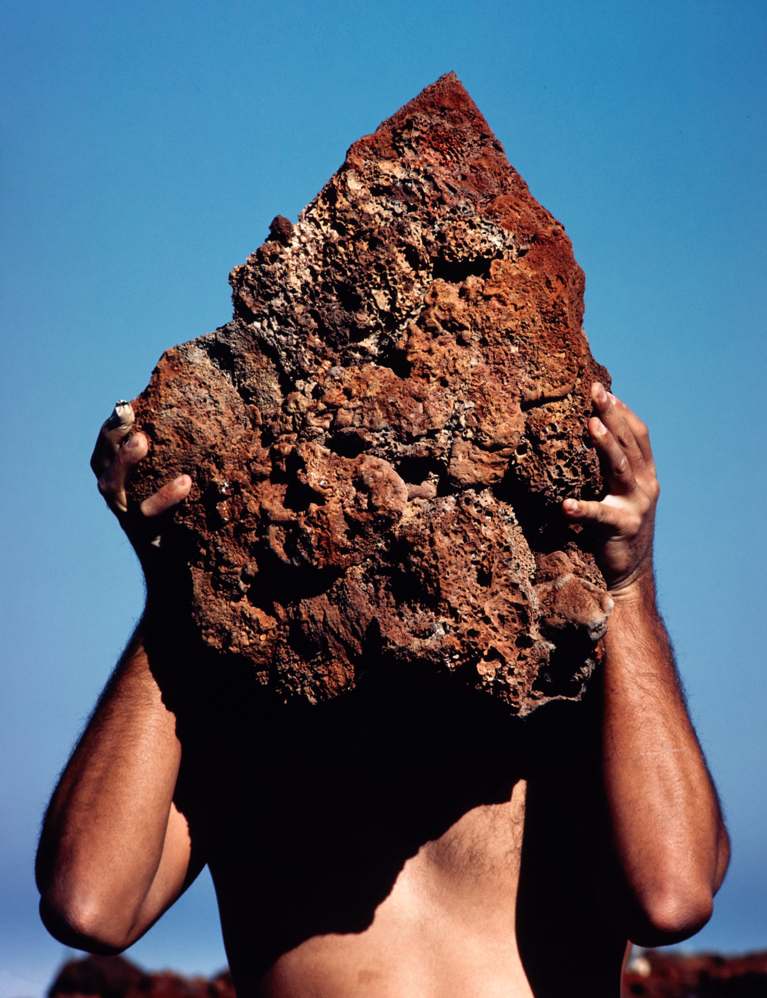 Thierry Fontaine, Sans titre Sculpture photographie La Réunion, 1997