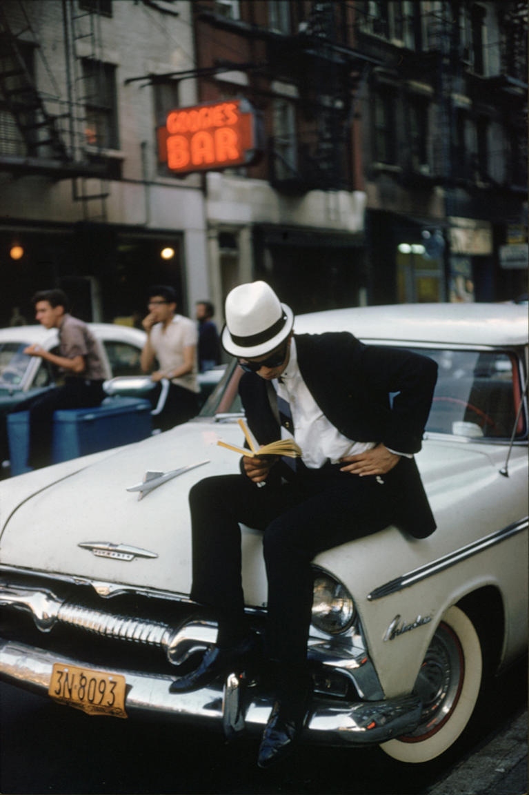 Ernst Haas, New York City, 1962