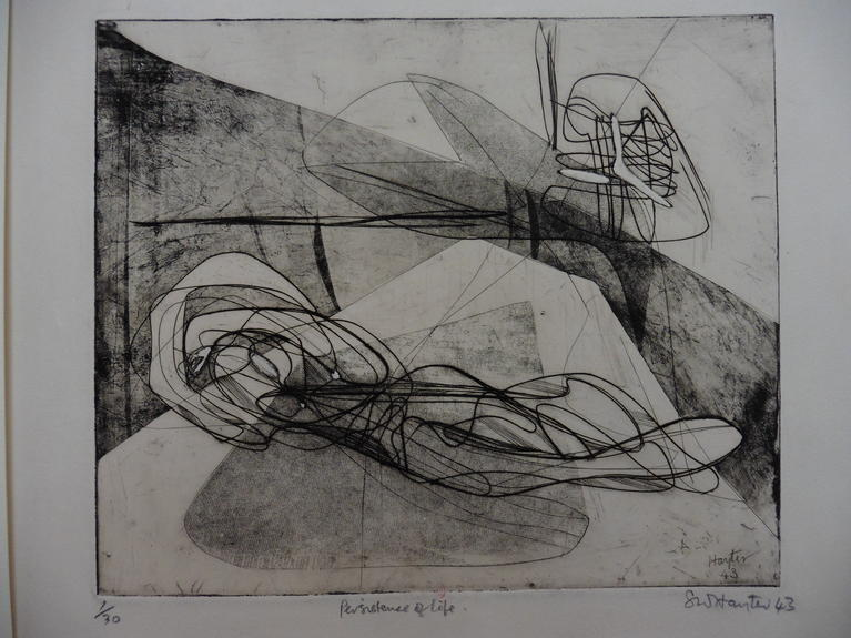Stanley William Hayter, Persistence of Life, 1943