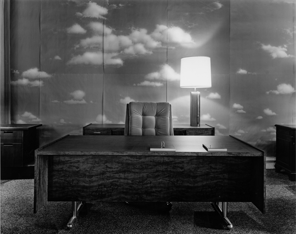 Lynne Cohen, Corporate Office, 1977