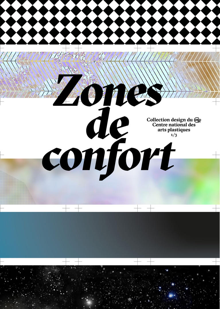 Journal de l'exposition Zones de confort à la Galerie Poirel, Nancy