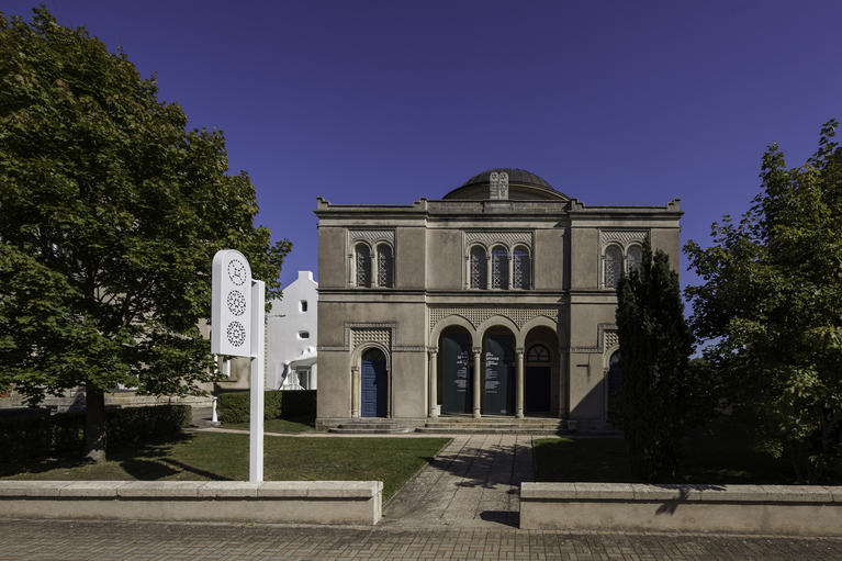 Centre d'art contemporain - la synagogue de Delme